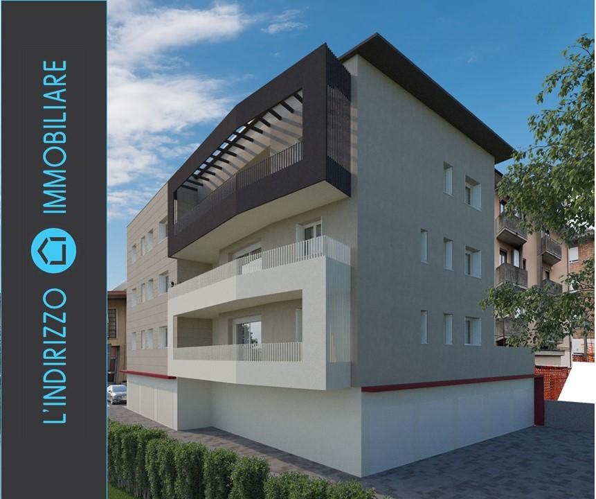 In zona centralissima nuovi appartamenti in costruzione a MARTELLAGO